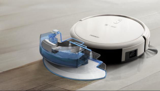 618 IoT扫地机器人热卖超80000台 科沃斯机器人与阿里巴巴又一IoT战略合作DH39青春版热力面世