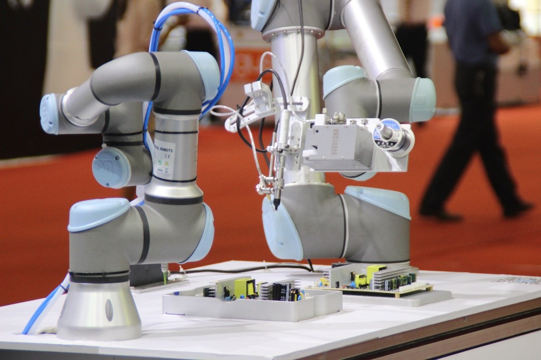 協作機器人,為實現自動化賦能