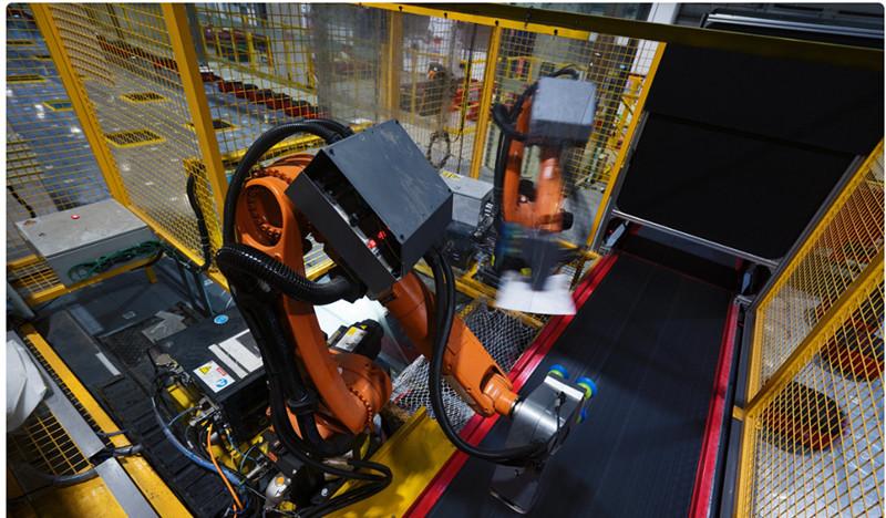 机器人登台 盘点618电商大促背后的无名英雄