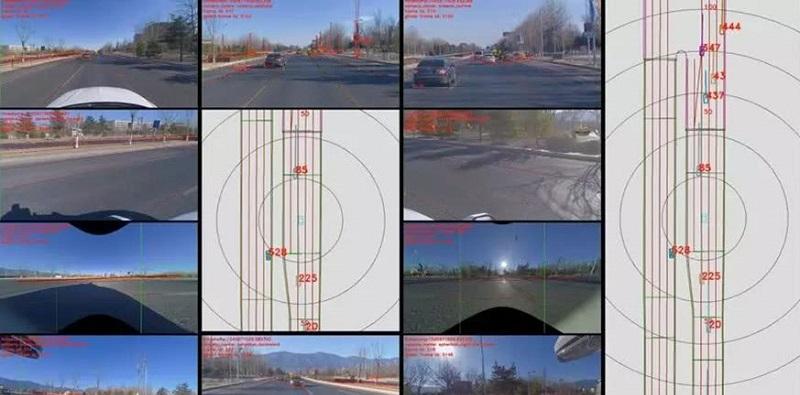百度發布國內首個L4級自動駕駛純視覺城市道路閉環解決方案