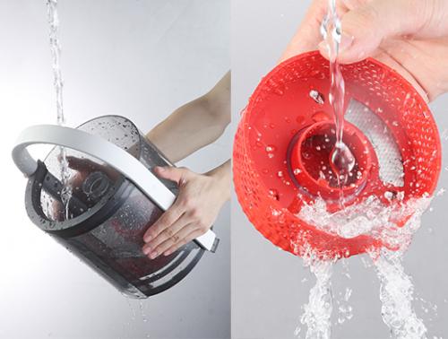 铁钉玻璃渣污水都能吸,德尔玛万能吸装修清洁必备