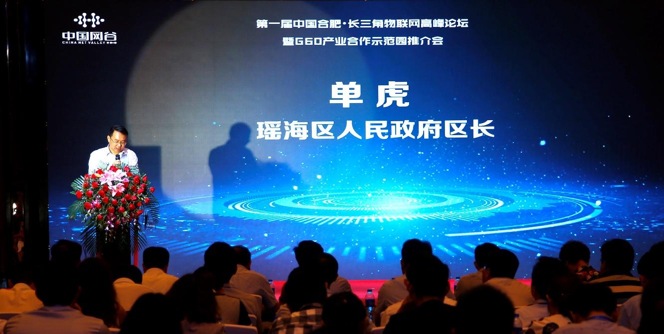 万物智联?一网天下——中国网谷谱写G60产业合作新篇章