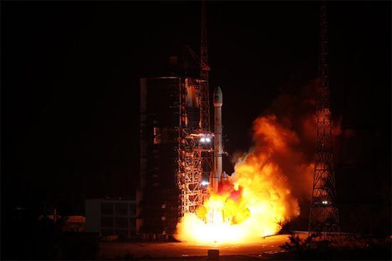 中国成功发射第46颗北斗导航卫星,提升覆盖能力