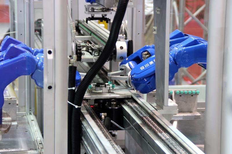 制造业的变革,智能工厂正在走来