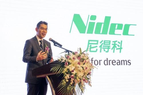 日本电产集团举办中国首次新闻发布会