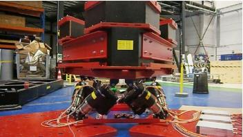 穆格为青岛东方影都主题乐园4D动感影院提供的六自由度运动控制系统成功投入商业运营