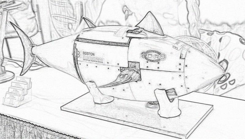 水下机器人成为打击走私的先进工具