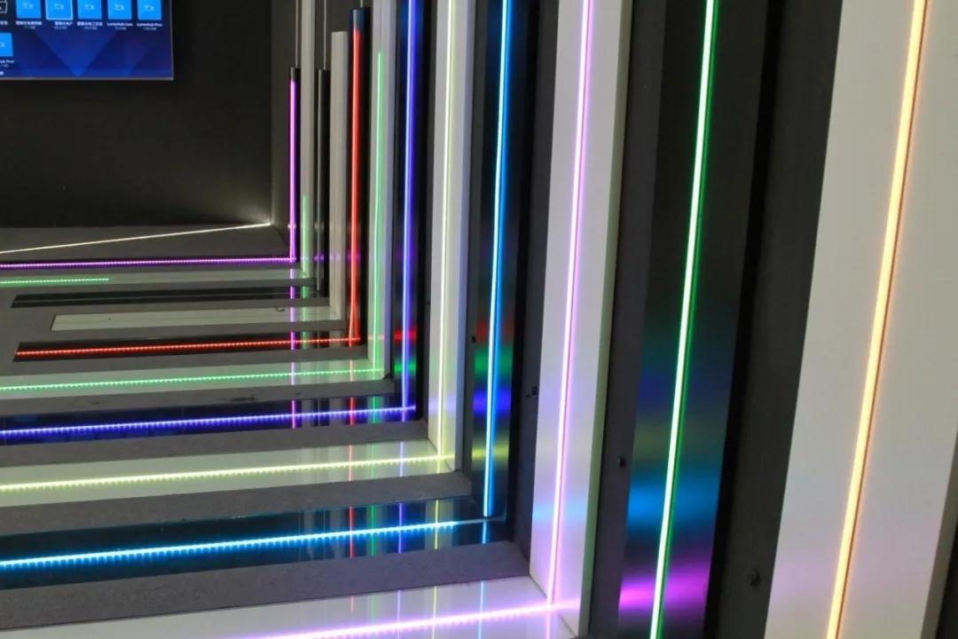 LED柔性燈帶如何大規模應用于戶外建筑?