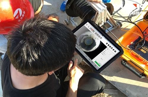钻孔成像仪孔内摄像成果在基桩成桩质量检测中的应用