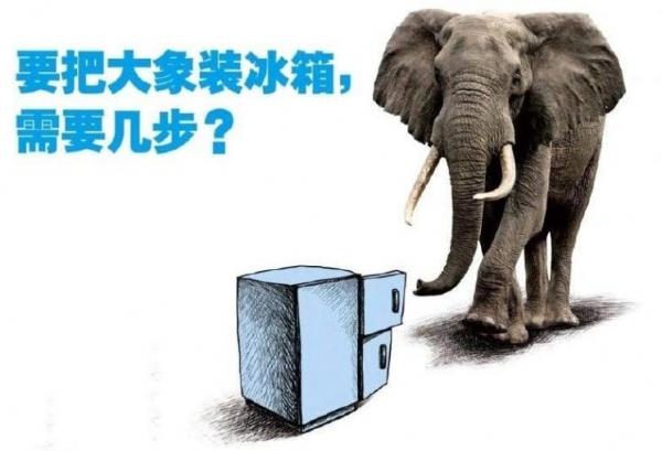 """把大象装进冰箱分几步?IT厂商说""""只需一步"""""""