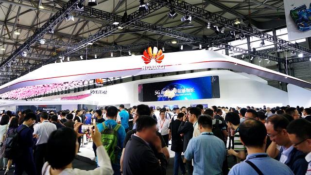 MWC19上海,5G is ON:华为助力全球运营商领跑5G新时代