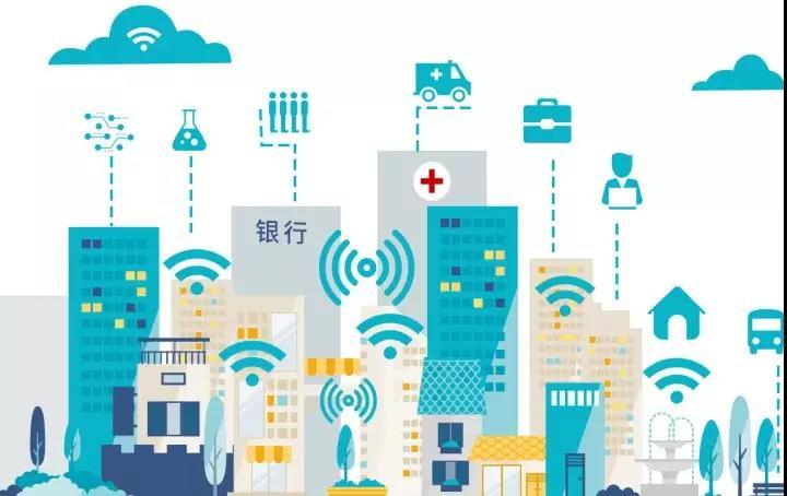建设智慧城市成大势所趋,物联网释放多元化价值