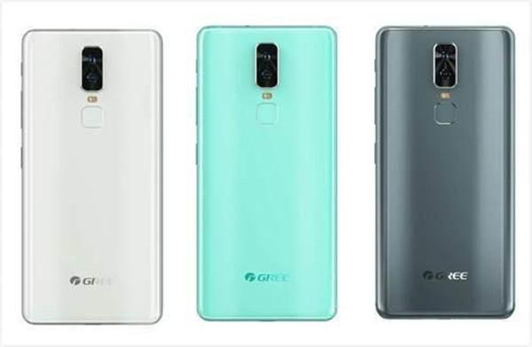 格力手机3新增三种配色,依然卖高得吓人的3600元