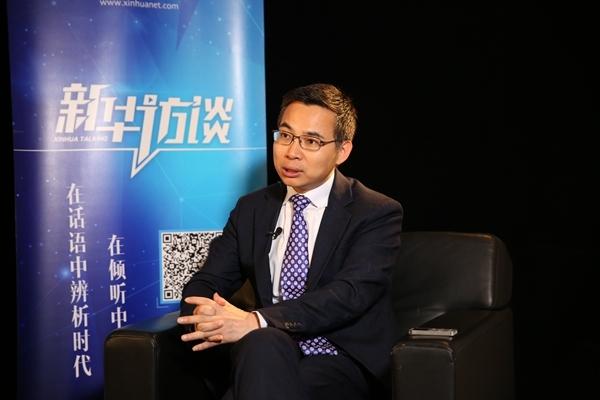 达沃斯新华访谈远景张雷:能源转型助推中国经济高质量发展