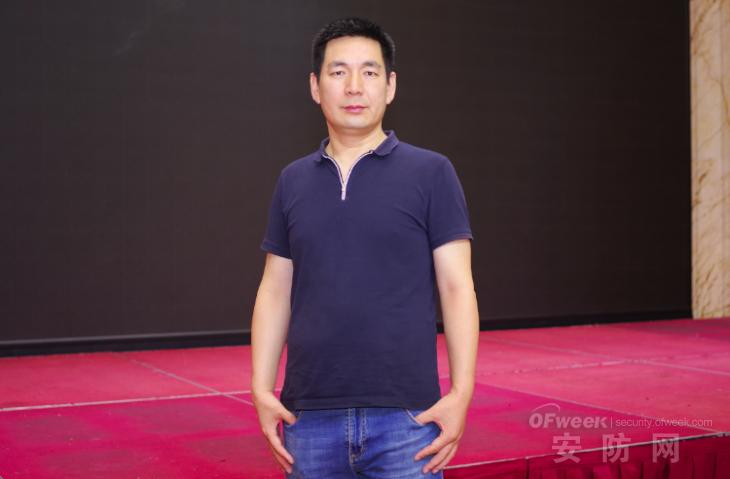 巨龙总经理孙成智:另拓市场,开辟安防新市场