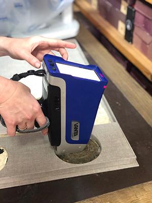 奥林巴斯光谱仪拓宽了古书卷文本研究的视野