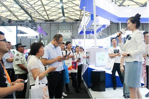 AMTS 2019 Day2|仙知机器人展台,为何这么引人关注?