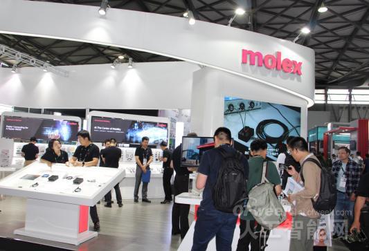 莫仕:一个连接器专家的发展与转型