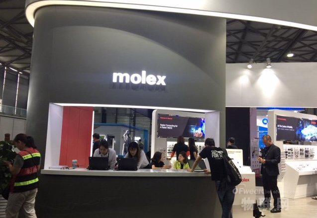 跨界创新,Molex打造超越连接器的解决方案