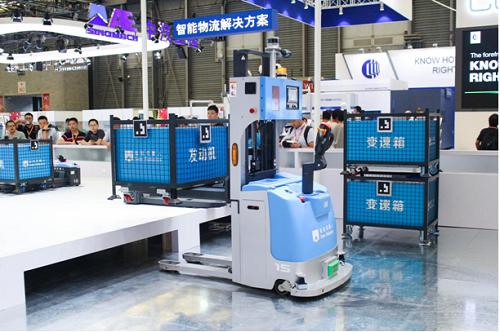 "AMTS 2019 Day3|盘点仙知机器人展台都有哪些""硬核技术""……"