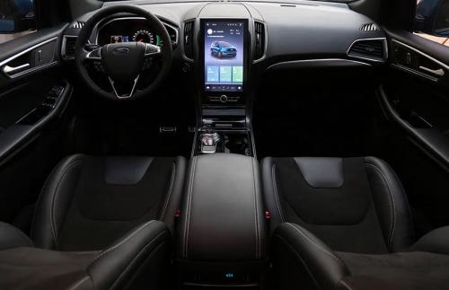 新福特锐界ST智能科技再升级,助力销量提升