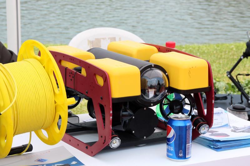 水下机器人的前景有多大?