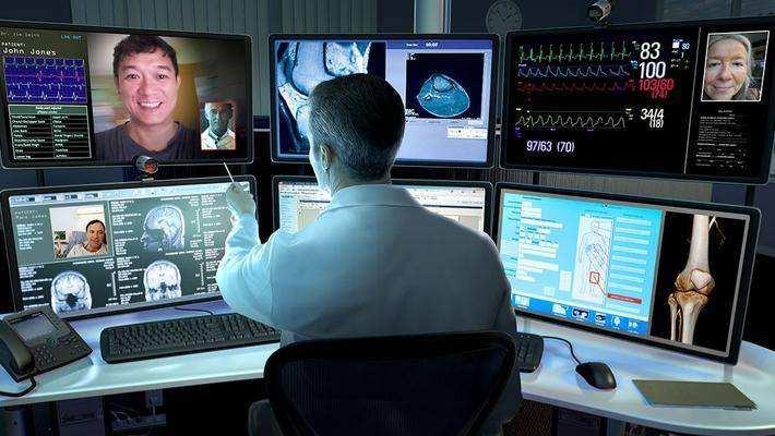 """微软与美国连锁医院联合建设""""未来医院"""",将用AI技术帮助医生诊断"""