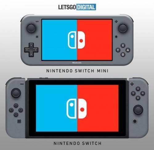 任天堂新款Switch是怎么回事?任天堂新款Switch长什么样?