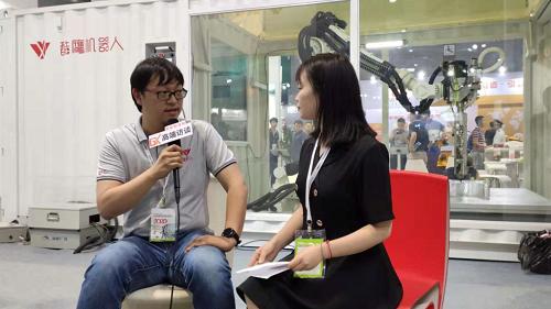上海酷鹰机器人:未来制造方式的探索者!