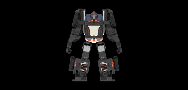 乐森变形教育机器人,助力STEAM教育占领AI时代先机