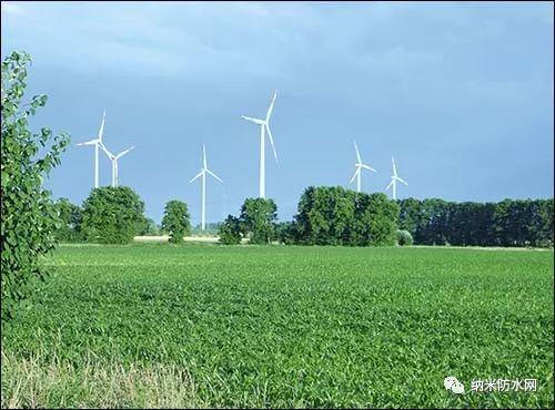 风电叶片涂料用树脂研究进展