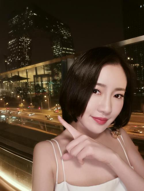 华为nova 5 Pro夜景自拍评测 用镜头定格你最美丽的瞬间