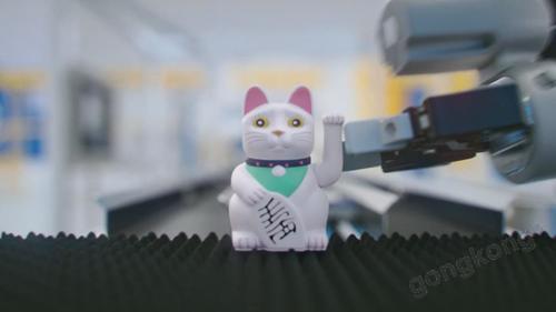 欧姆龙机器人:灵活切换,我的专属生产线