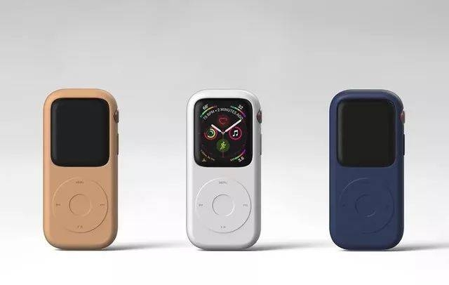 苹果iPod  Watch见过吗?给你们开开眼