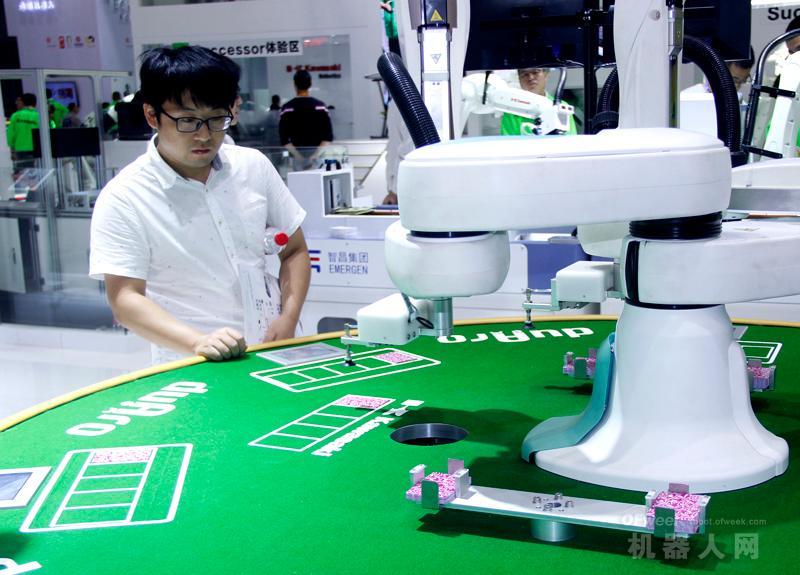 机器人未来将如何影响人类工作?