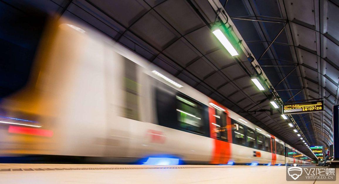 5G RailNext 获得专项拨款,将AR带到韩国和英国地铁
