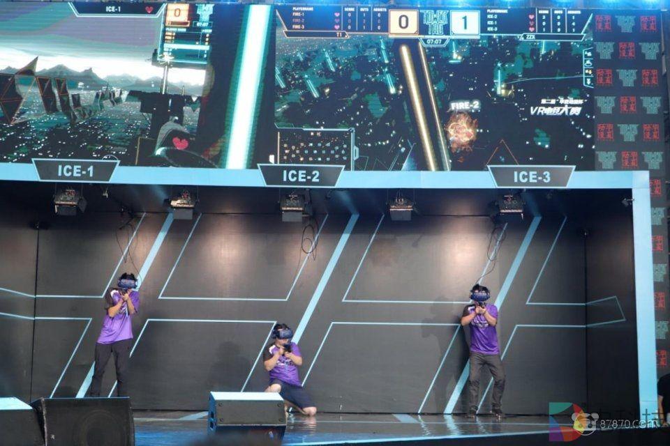 """""""华夏动漫杯""""全国VR电竞大赛开启"""