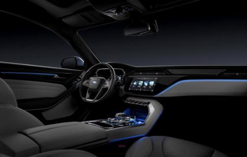 福特领界EV开启预售 补贴后预售价18.28万起
