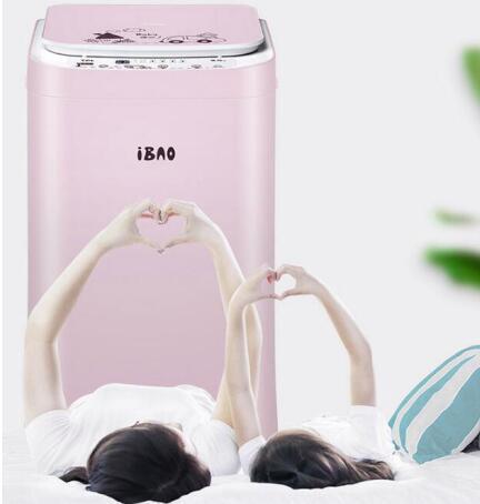 专为宝宝设计 TCL3公斤全自动母婴迷你波轮洗衣机