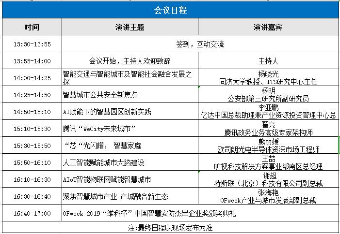 """腾讯高级专家架构师翟亮出席OFweek智慧城市论坛,讲述""""未来城市""""故事"""