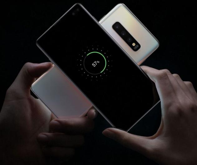 三星:反向无线充电技术将催生新的社交方式