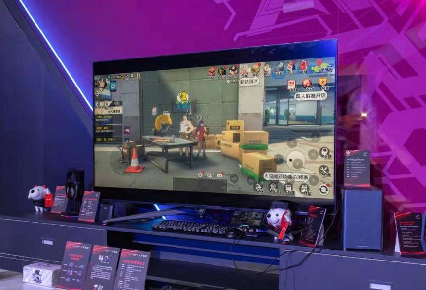 华硕推出多款ROG电竞显示器新品,最高售价34999!
