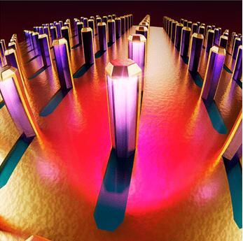 """美国开发出非制冷""""纳米线""""中短波红外光电二极管"""
