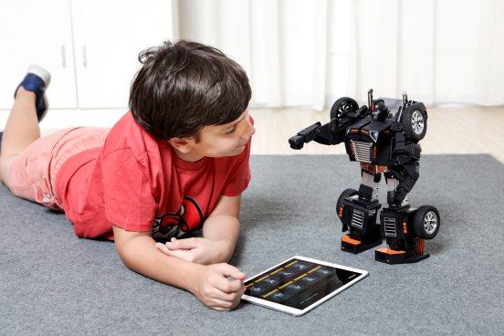 乐森星际特工(教育版)京东首发 技术引领教育机器人新时代