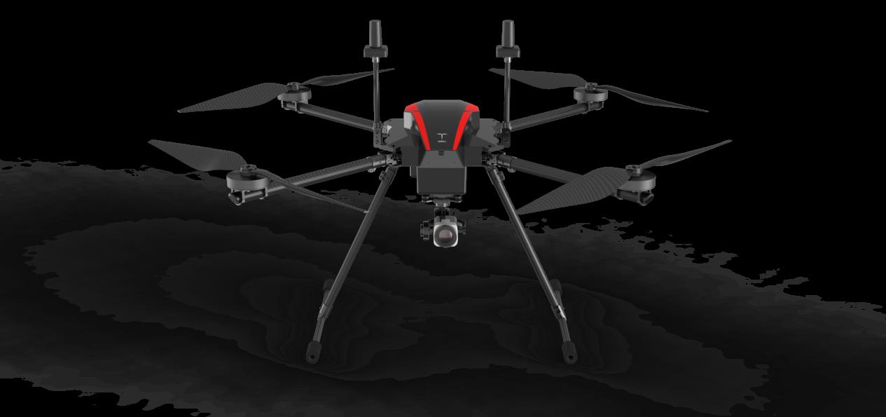 普宙无人机+行业应用纵横深耕,延伸多元化服务