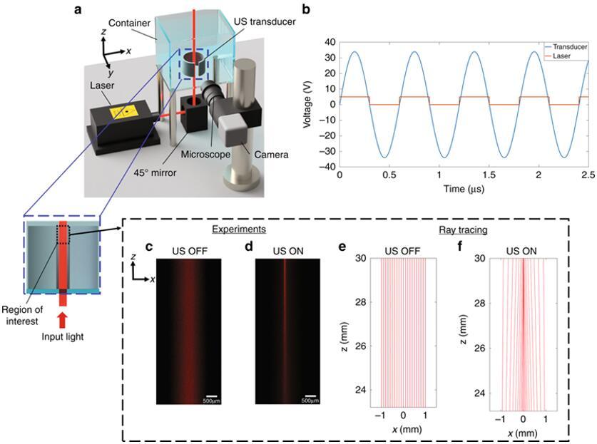 """超声辅助光学成像,或能取代""""内窥镜检查"""""""
