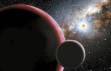 NASA发现超级地球 超级地球距地球31光年