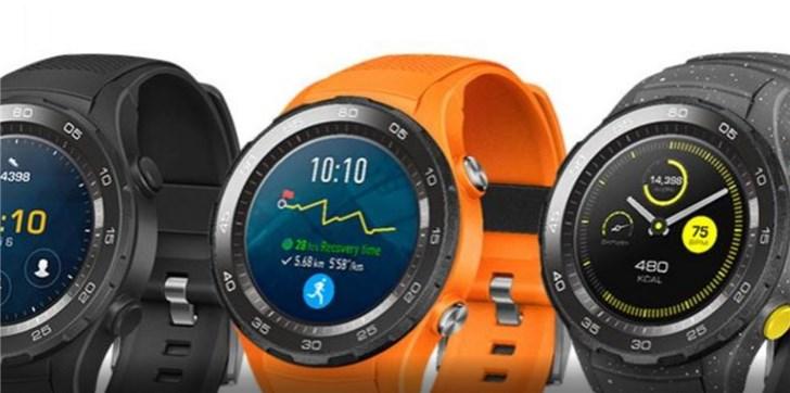 华为新款智能手表国内获认证:华为Watch 3还是GT 2?