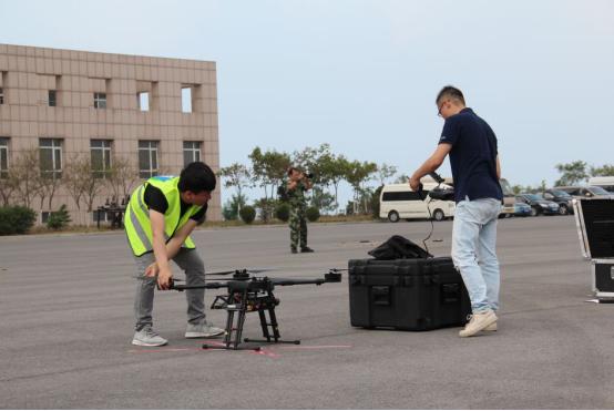 大连应急救援无人机测试,大疆表现惊艳连获三项第一!