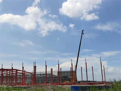 再探游侠汽车湖州工厂 改建升级已恢复动工